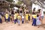 Krásky už umějí tanec Masajů