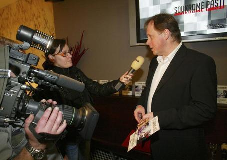 FOTKA - TV Nova pokřtila DVD Soukromé pasti