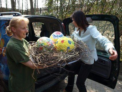 FOTKA - Velikonoční atmosféfu lze nasát i v zoo!
