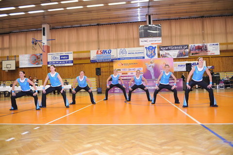 FOTKA - Ukaž, co je v tobě! Staň se Miss Aerobik 2009!