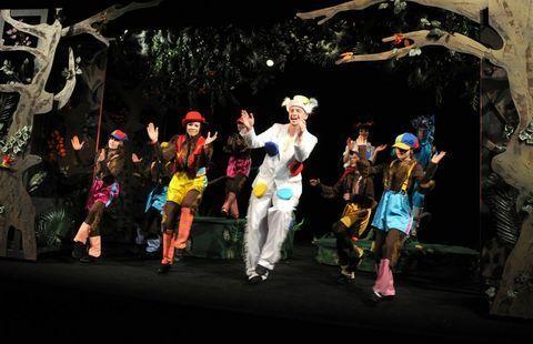 FOTKA - Bílý Dalmatin – hravý taneční muzikál z dílny Mirjam Landa