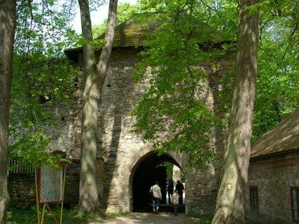 FOTKA - Výlet na hrad Pernštejn