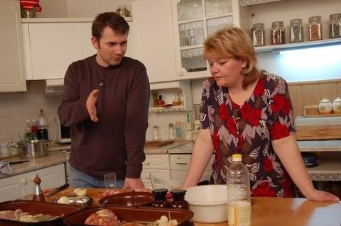 FOTKA - Souboj v těžké váze - Za tři měsíce přibral 35 kilo, popraskalo mu břicho do krve!