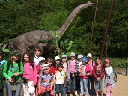 FOTKA - Zoo Park, DinoPark Vyškov