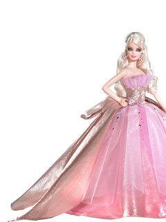 FOTKA - Panenka Barbie slaví 50. narozeniny