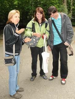 FOTKA - ZOO Olomouc: 100 000. návštěvník roku 2009