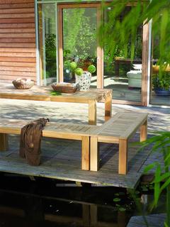 FOTKA - Správná péče o zahradní nábytek