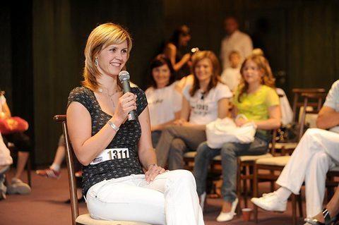 FOTKA - Konkurs vHradci Králové odstartoval třetí ročník soutěže  Pretty Woman ČR 2009