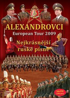 FOTKA - ALEXANDROVCI EUROPEAN TOUR 2009