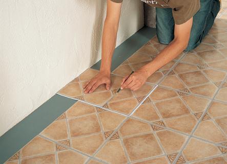 FOTKA - Samolepicí podlahové dlaždice pro váš útulný domov