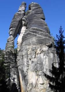 FOTKA - Tajemná krása Adršpašsko-teplických skal