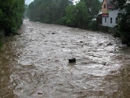 FOTKA - Noční můra - povodně