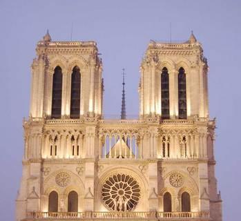 FOTKA - Paříž a její nejvýznamnější historické památky