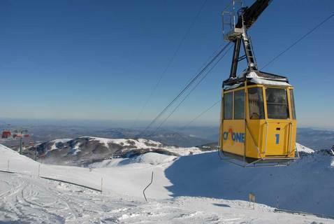 FOTKA - Emilia Romagna, kraj zimní i letní turistiky
