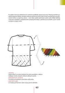 FOTKA - Batika - tie dye, vyjímečné barvení textilií