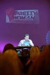 FOTKA - První den soustředění Pretty Woman ČR 2009