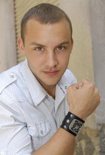 FOTKA - Muž roku 2009 - finalista č. 7 - Lukáš Hnízdo