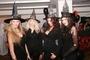 Missky se na Halloween party proměnily v čarodějky