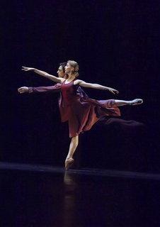 FOTKA - Sólisté baletu Národního divadla uchvátili na festivalu v Estonsku