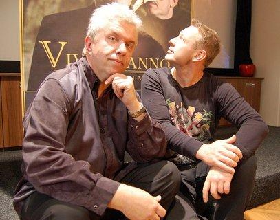 FOTKA - Vivaldianno pokračuje - po DVD se chystá nové CD a podzimní turné