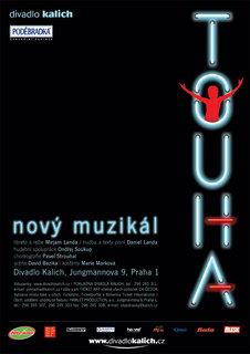 FOTKA - Mirjam Landa a Daniel Landa - muzikál Touha!