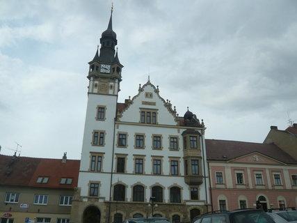 FOTKA - Hustopeče s památkovými domy ze 16. století