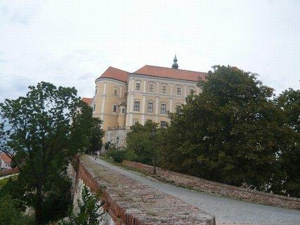 FOTKA - Starobylé jihomoravské město Mikulov