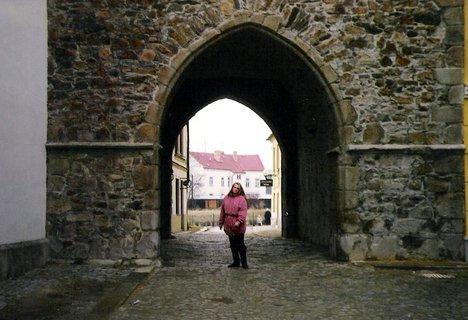 FOTKA - Znojmo s řadou gotických kostelů