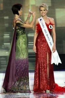 FOTKA - Nová Česká Miss 2010