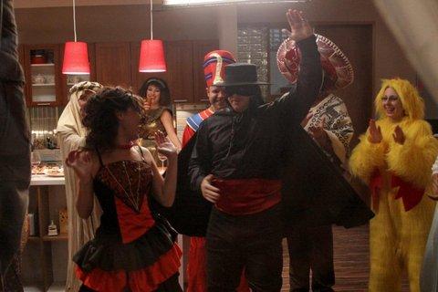 FOTKA - Přešlapy - Narozeninový večírek a Indiana Jones