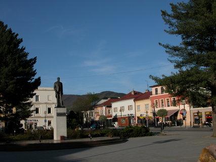 FOTKA - Rožnov pod Radhoštěm - krásné městečko Beskyd