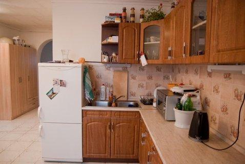 FOTKA - Jak se staví sen - Rovnýma nohama do nové kuchyně