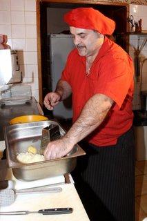FOTKA - Šéfovy recepty zatím v Dubí nezabraly