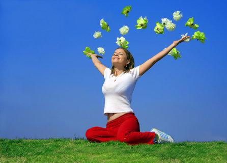 FOTKA - Zbavte se jarní únavy - zkuste detoxikaci těla