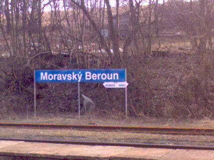 FOTKA - Moravský Beroun s kyselkou zdarma