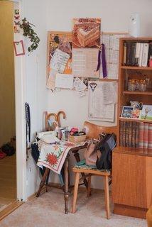 FOTKA - Jak se staví sen - O pár let mladší obývák