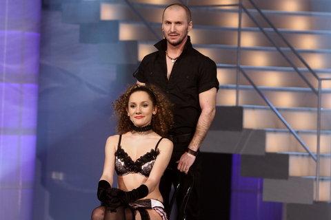 FOTKA - Poslední hříšný tanec pro Andreu Gabrišovou a Petra Novotného