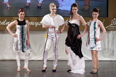 FOTKA - Finále soutěže Doteky módy