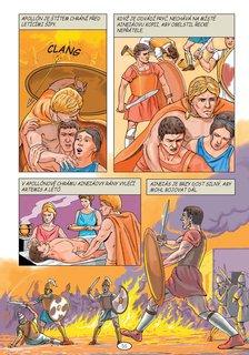 FOTKA - Mýty a legendy v komiksech