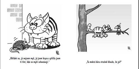 FOTKA - Svět kreslených zvířátek