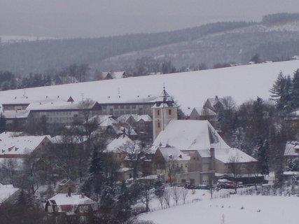 FOTKA - Kovářská - obec v blízkosti hory Klínovec