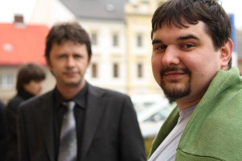 FOTKA - Probíhá natáčení filmu Bastardi!