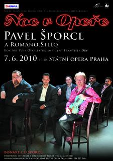 FOTKA - Strhující rytmus plný vášně v podání Pavla Šporcla, Romano Stilo a Bon Art Pops Orchestra