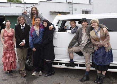 FOTKA - Natáčení další řady sitcomu Comeback odstartováno