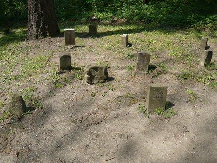 FOTKA - Hřbitovy zvířátek
