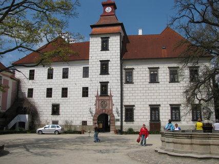 FOTKA - Lázeňské městečko Třeboň