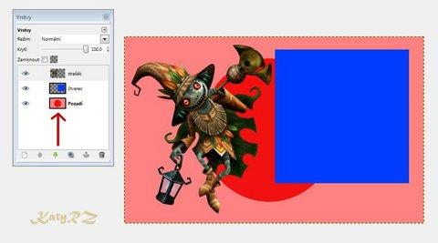 FOTKA - Pr�ce s vrstvami v programu Gimp