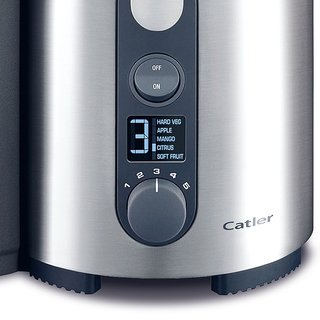 FOTKA - Odšťavňovač s extraktorem pyré Catler JE 4011: vychutnejte si vitaminy do poslední kapky!