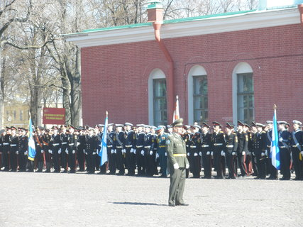 FOTKA - Petrohrad aneb bídně tu zahynu