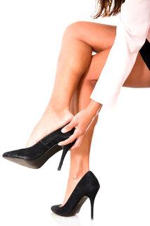 FOTKA - Minikurz chůze na vysokých podpatcích